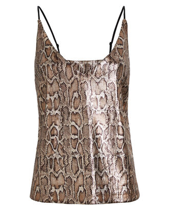 Gabriella Sequined Camisole, MULTI, hi-res