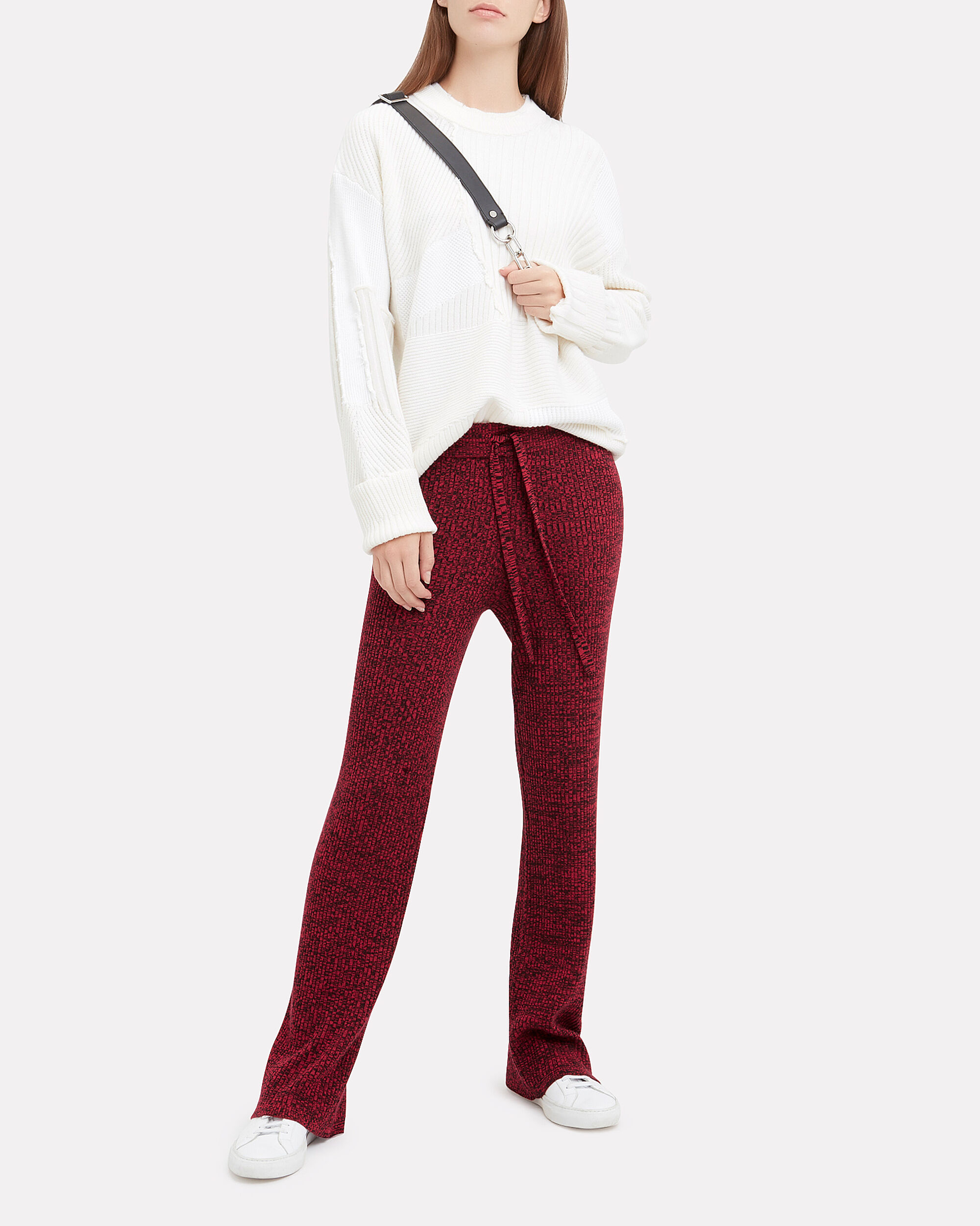 Harrer Trousers, RED, hi-res