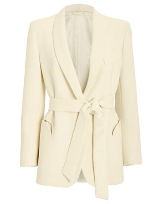 Resolute Robe Blazer, IVORY, hi-res
