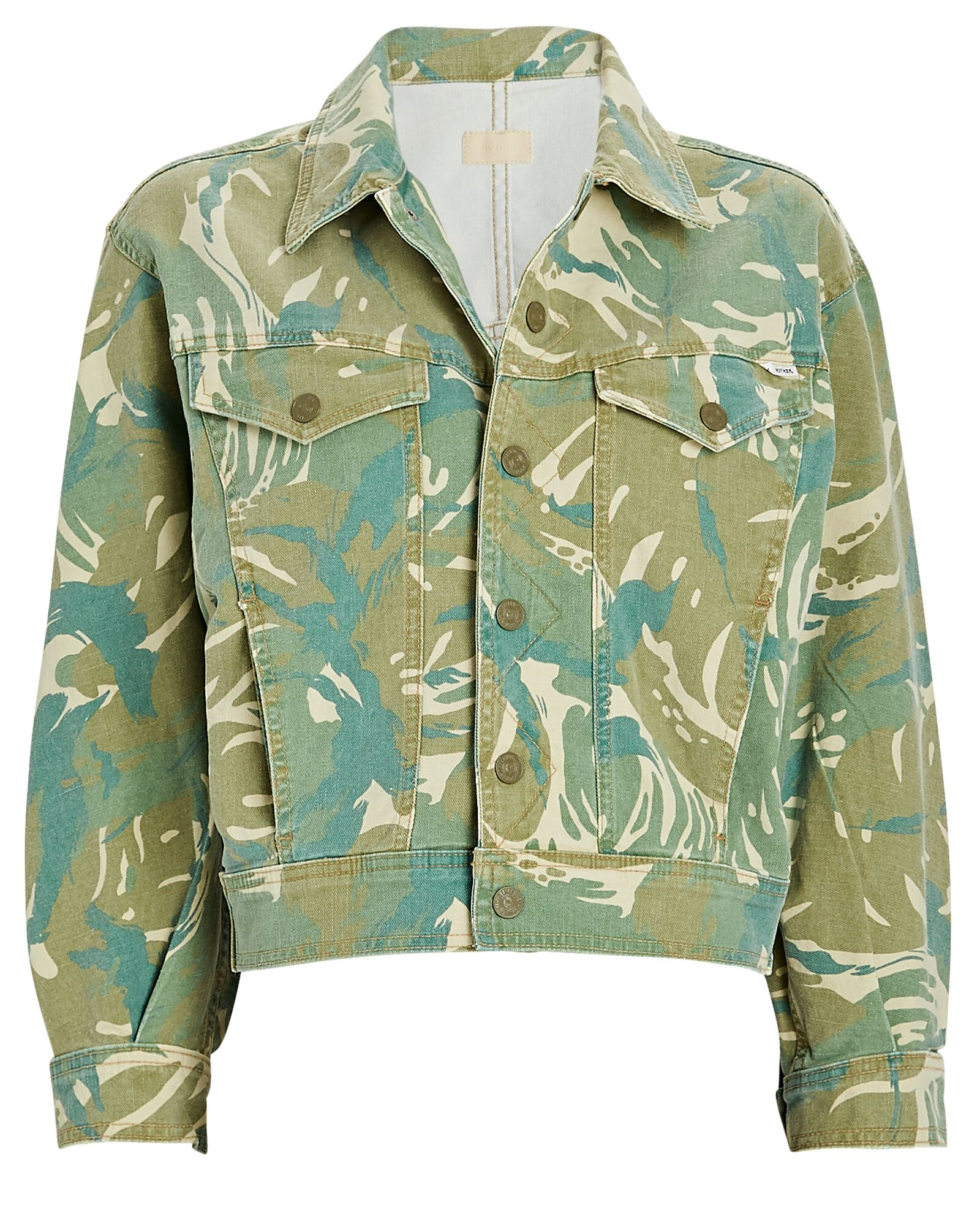 The Fly Away Camouflage Jacket, TROPICAL CAMO, hi-res