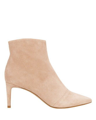 Beha Suede Booties, BLUSH, hi-res
