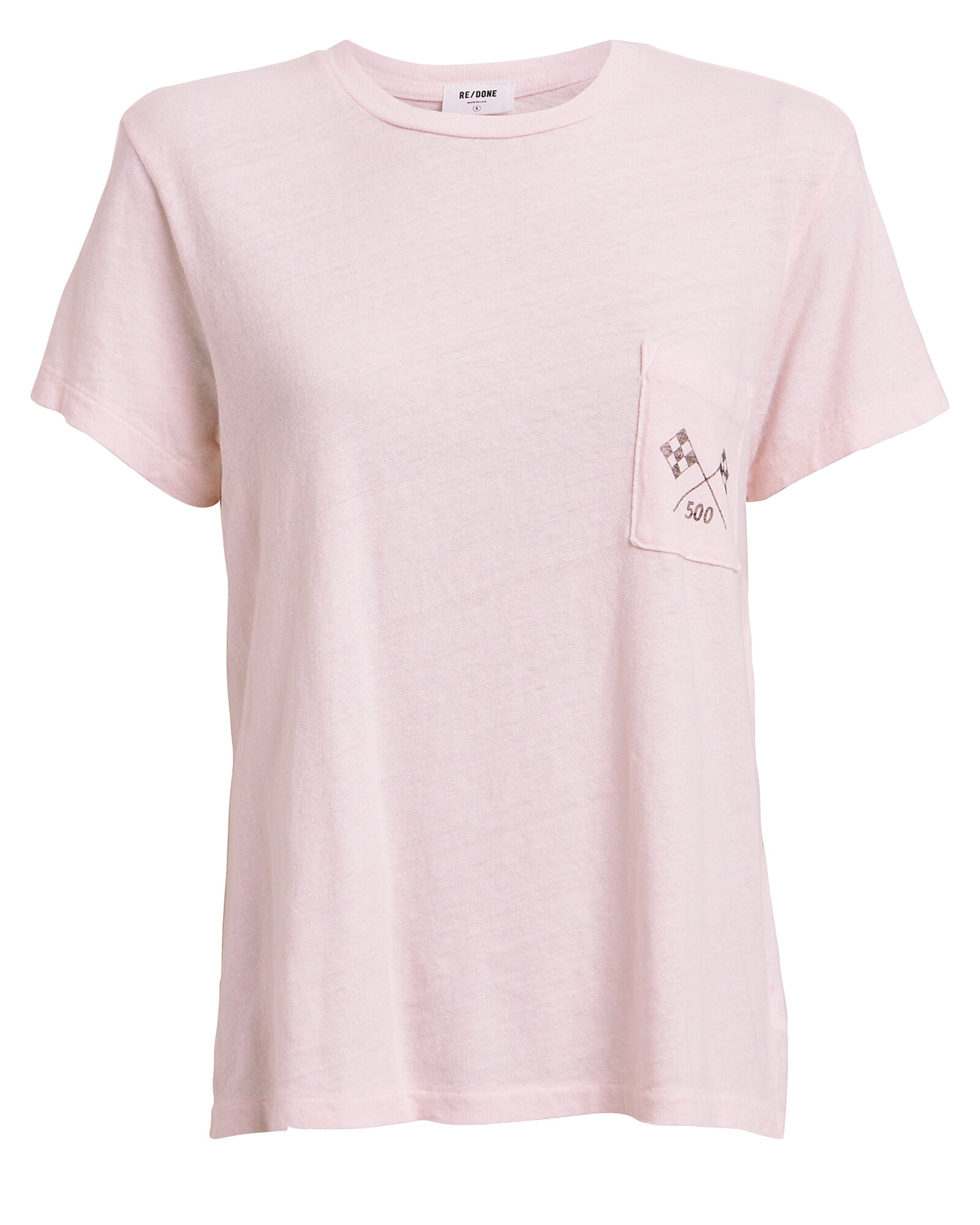 Boyfriend Graphic Jersey T-Shirt, PINK, hi-res