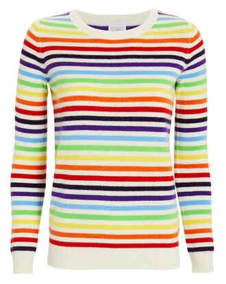 Mars Rainbow Sweater, MULTI/IVORY, hi-res
