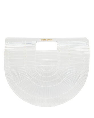 Ark Clear Acrylic Bag, CLEAR, hi-res
