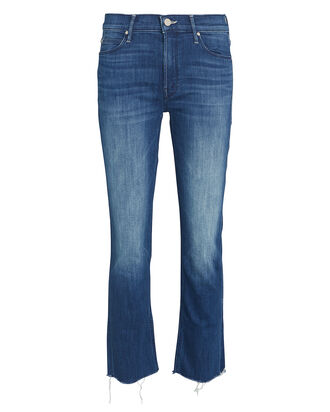 The Dazzler Crop Fray Jeans, , hi-res