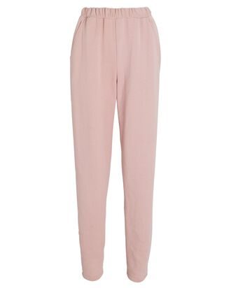 Roger Straight-Leg Sweatpants, PINK, hi-res