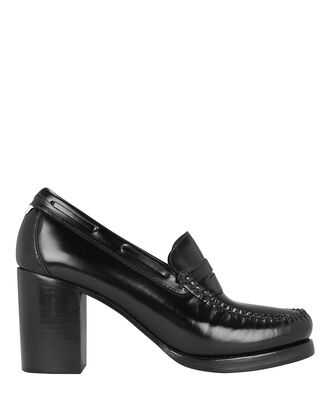 Winsome Pumps, BLACK, hi-res