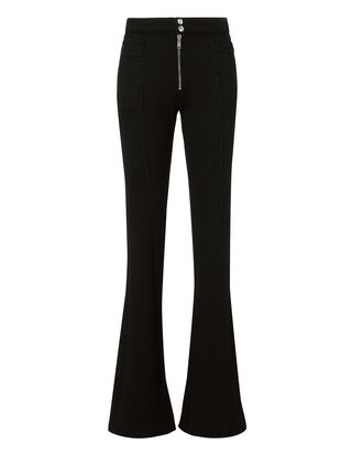 The Track Flare Pants, BLACK, hi-res