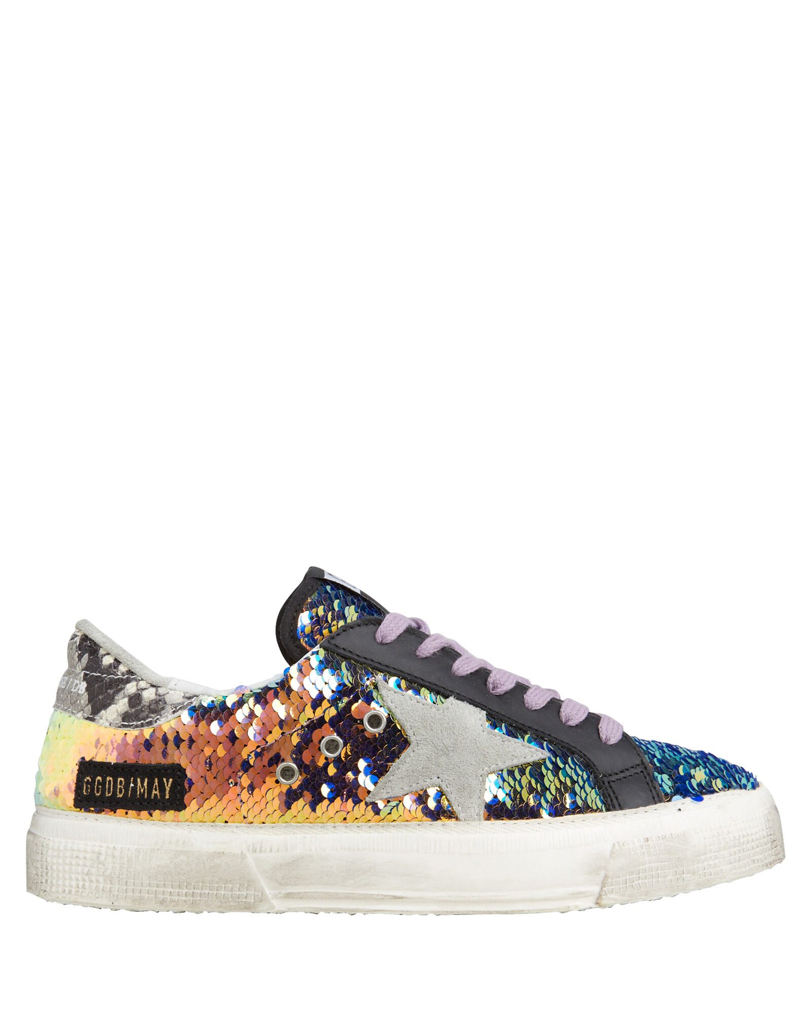 Golden Goose May Ice Star Sequin