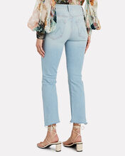 The Insider Crop Step Fray Jeans, FRESH CATCH, hi-res