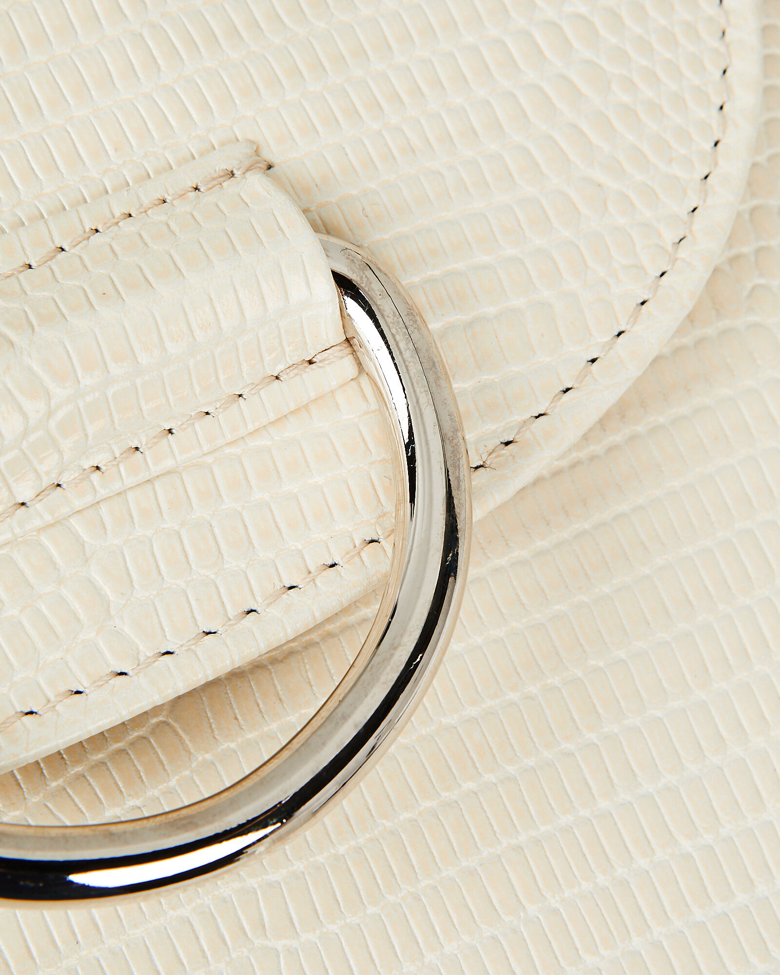 Little Lady Crossbody Bag, WHITE EMBOSSED LEATHER, hi-res