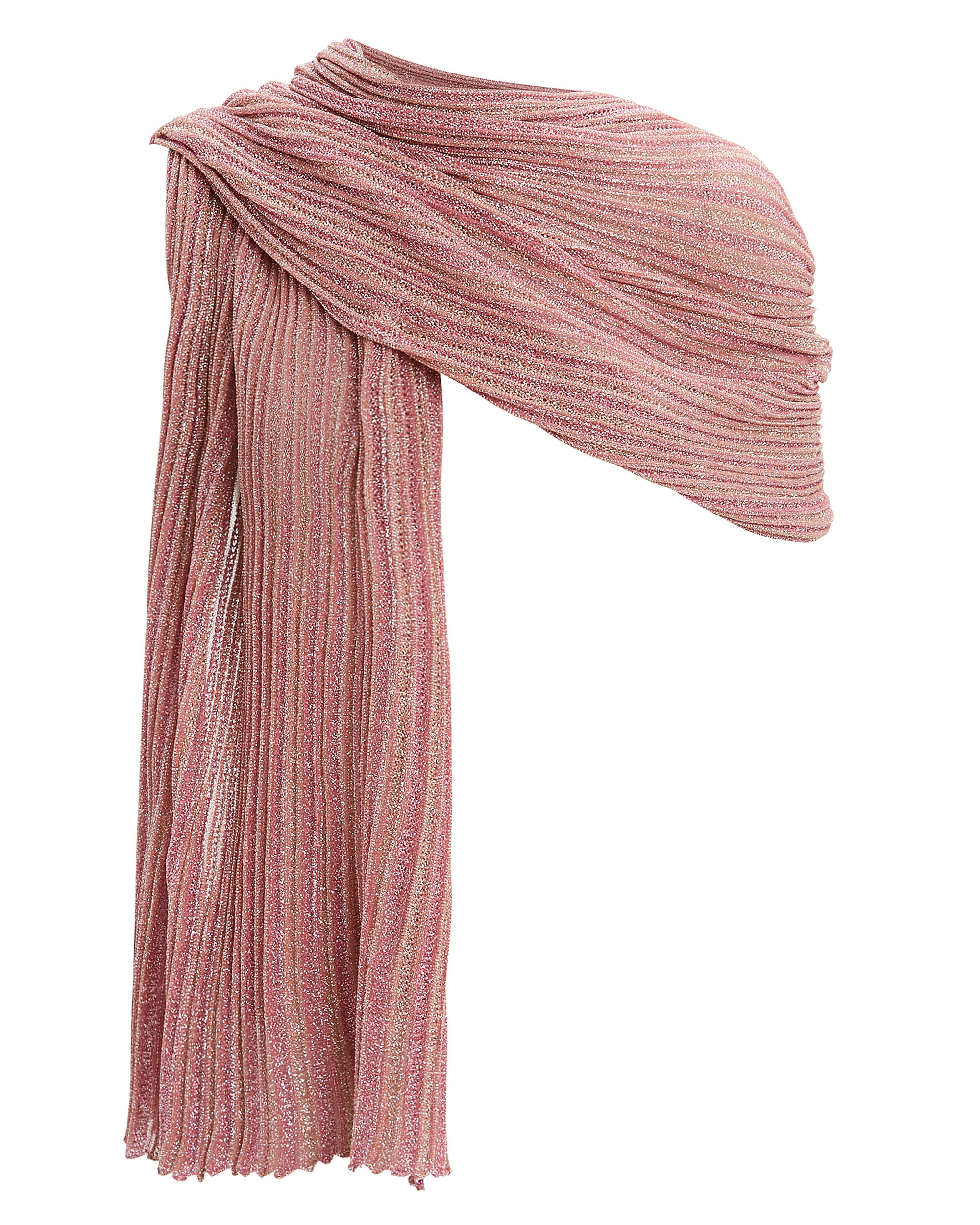 Blush Lurex Wrap, BLUSH, hi-res