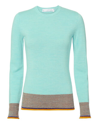 Mint Knit Top, GREEN-LT, hi-res