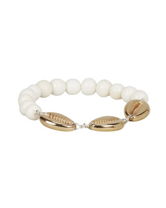 Never Too Much Bracelet, WHITE/GOLD, hi-res