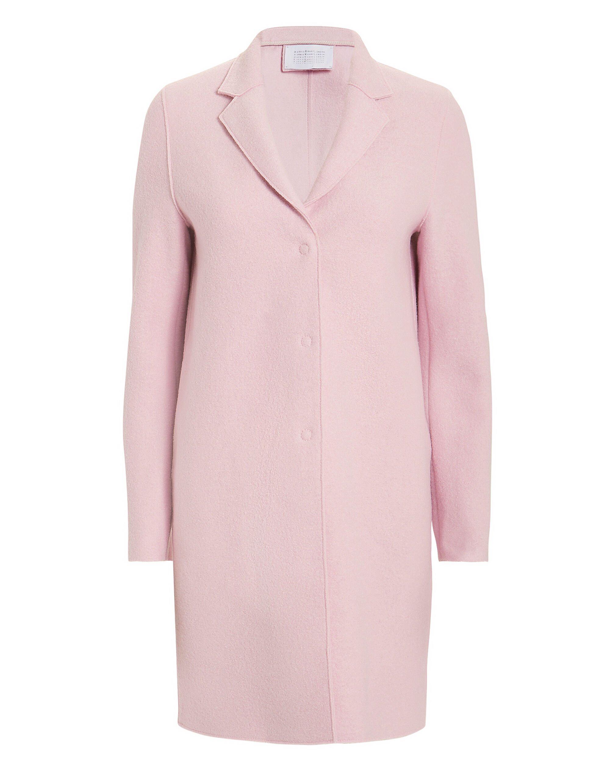 Blush Cocoon Coat, BLUSH, hi-res