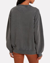 Ramona Graphic Print Sweatshirt, GREY, hi-res