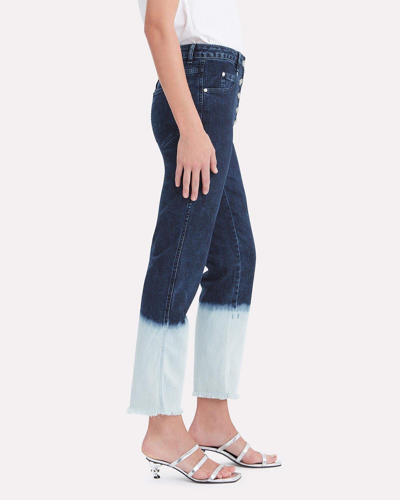 Dip-Dyed Junior Jeans, DENIM-DRK, hi-res
