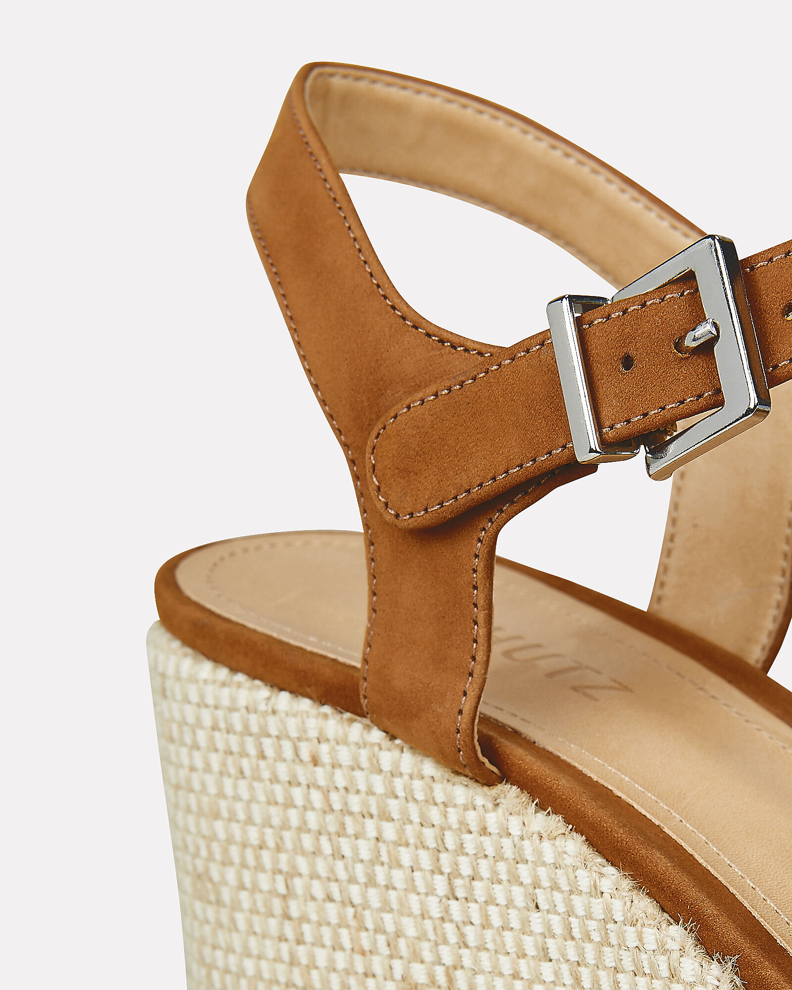 Glorya Platform Sandals, BROWN, hi-res