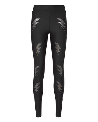 Ultra Silk Bolt Leggings, BLACK, hi-res