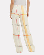 Arwen Trousers, WHITE/RED/YELLOW, hi-res