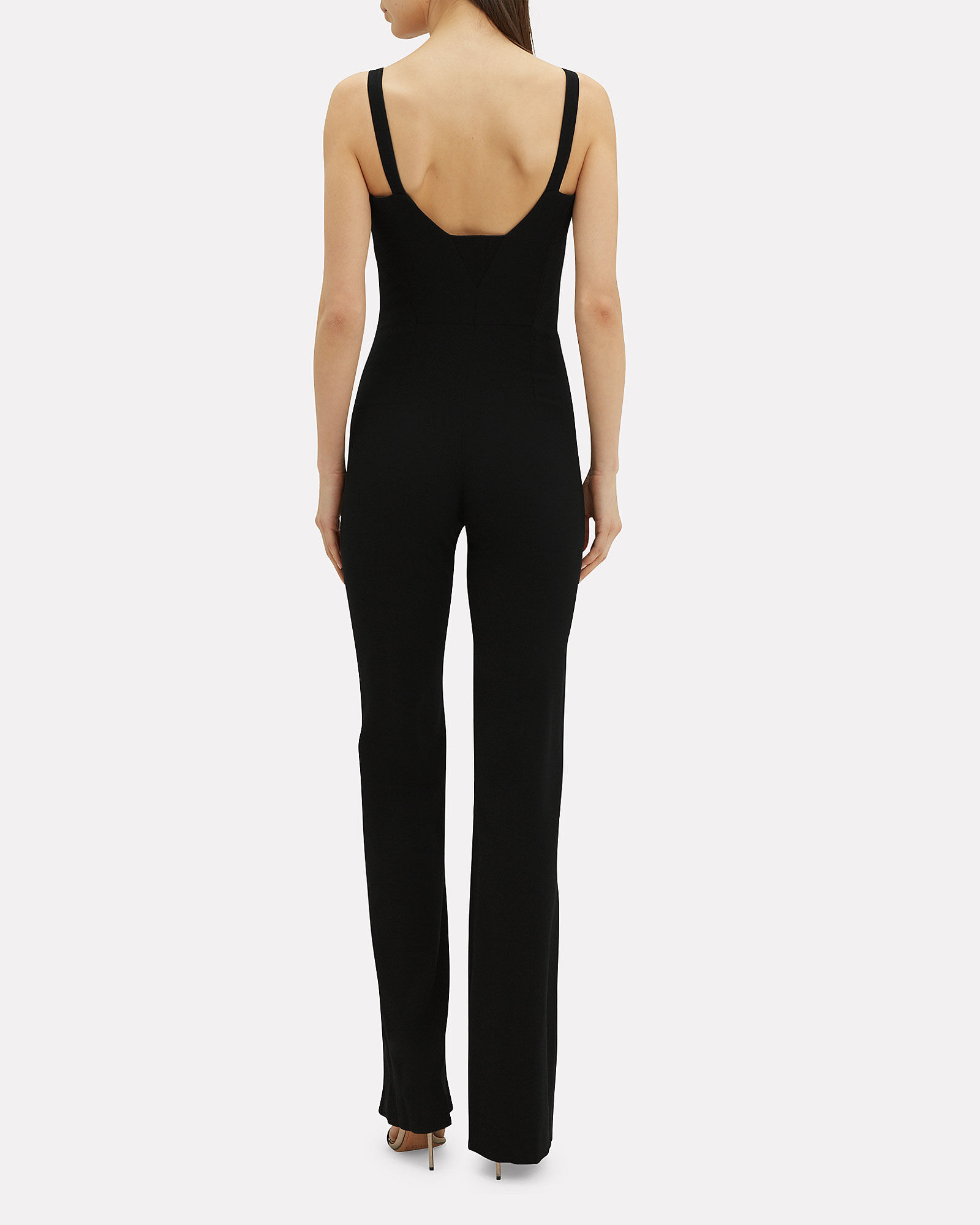 Corset Jumpsuit, BLACK, hi-res