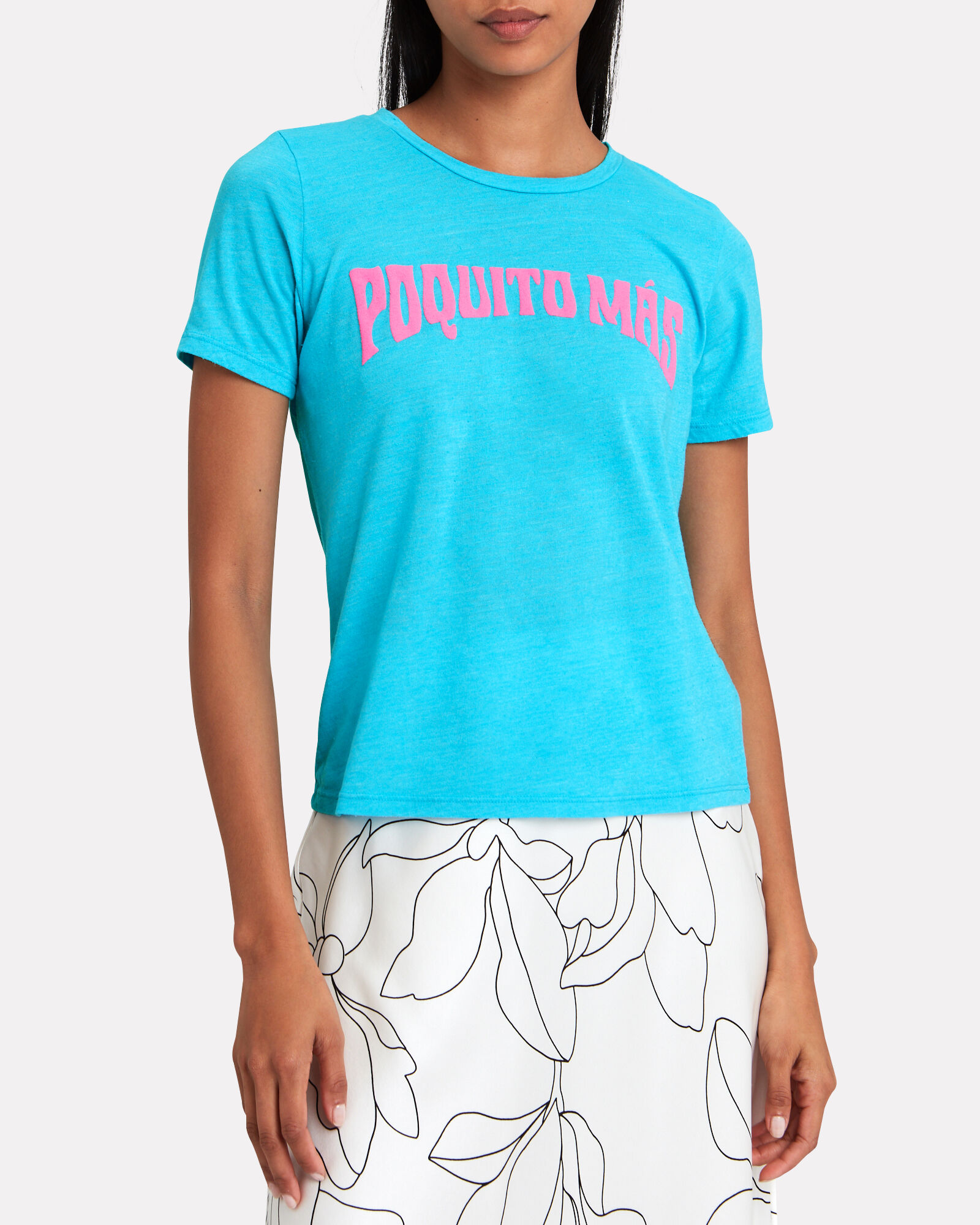 The Boxy Goodie Tee, BLUE-MED, hi-res