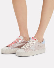 Hi Star Sneakers, GOLD, hi-res