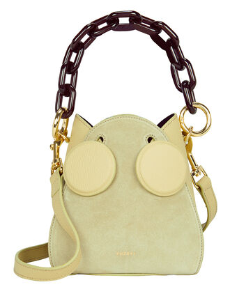 Pepper Mini Bucket Bag, GREEN, hi-res
