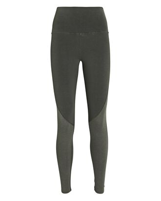Zuma High-Rise Leggings, OLIVE, hi-res