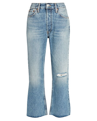 90s Loose Straight Jeans, DENIM-LT, hi-res