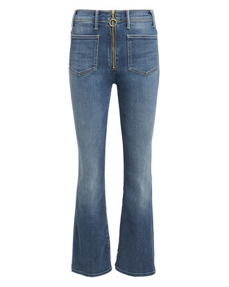 Patch XYZ Insider Ankle Hem Jeans, DENIM-DRK, hi-res