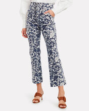 Ellis Floral Cropped Jeans, BLUE/FLORAL DENIM, hi-res