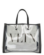 VLTN Plexy Shopper, TRANSPARENT, hi-res