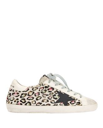 Superstar Multicolor Animal Print Sneakers, LEOPARD, hi-res