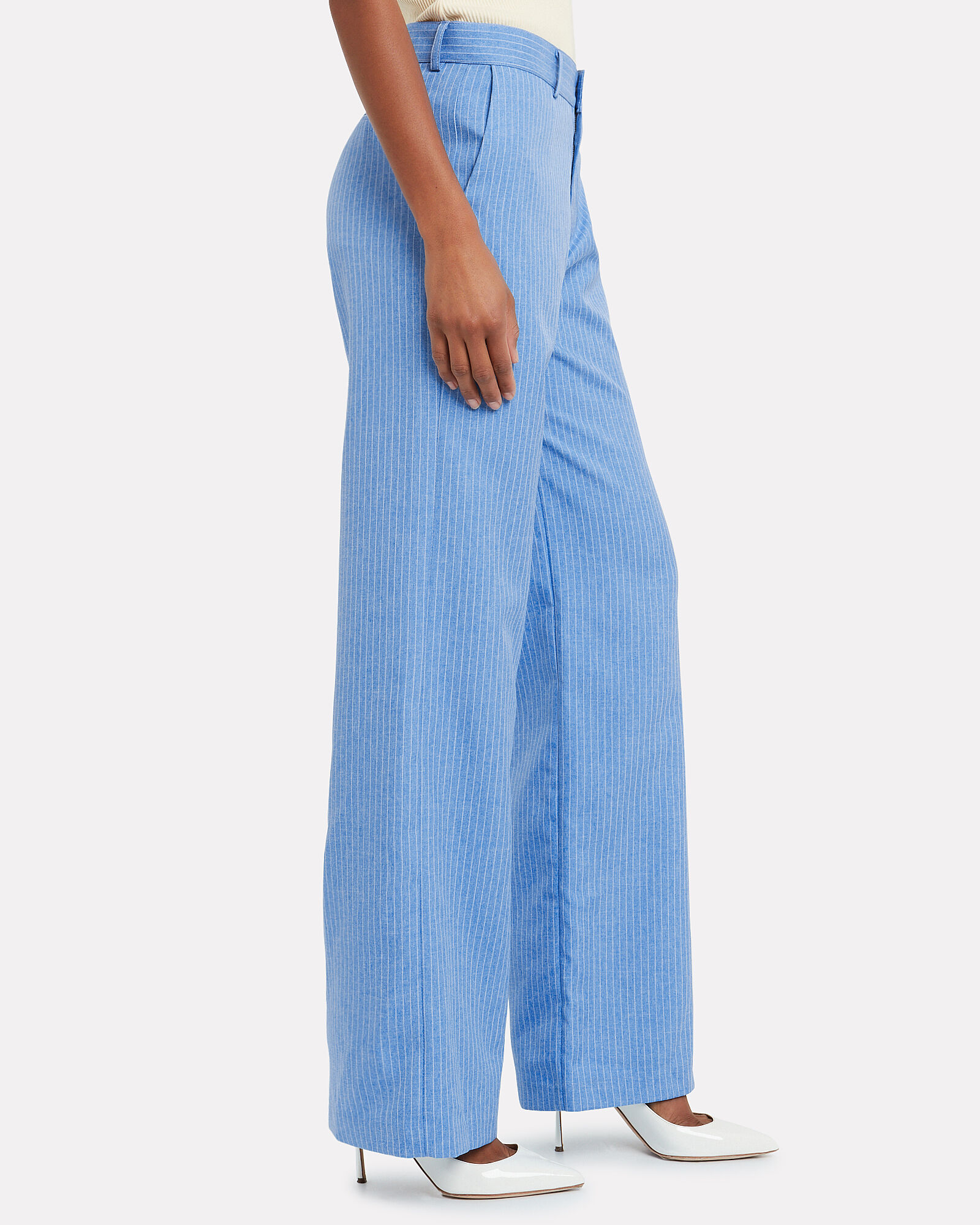 Go Getter Straight Leg Pants, BLUE-LT, hi-res