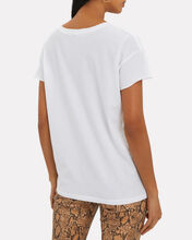 Lips Cut Sleeve Graphic T-Shirt, MULTI, hi-res