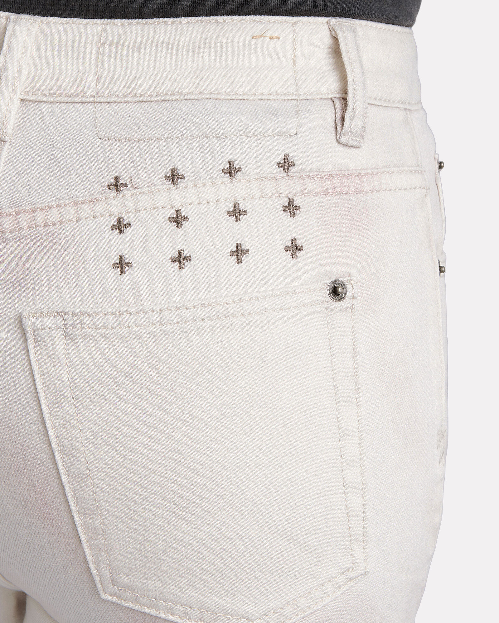 Chlo Wasted High-Rise Jeans, MAUVE/WHITE DENIM, hi-res