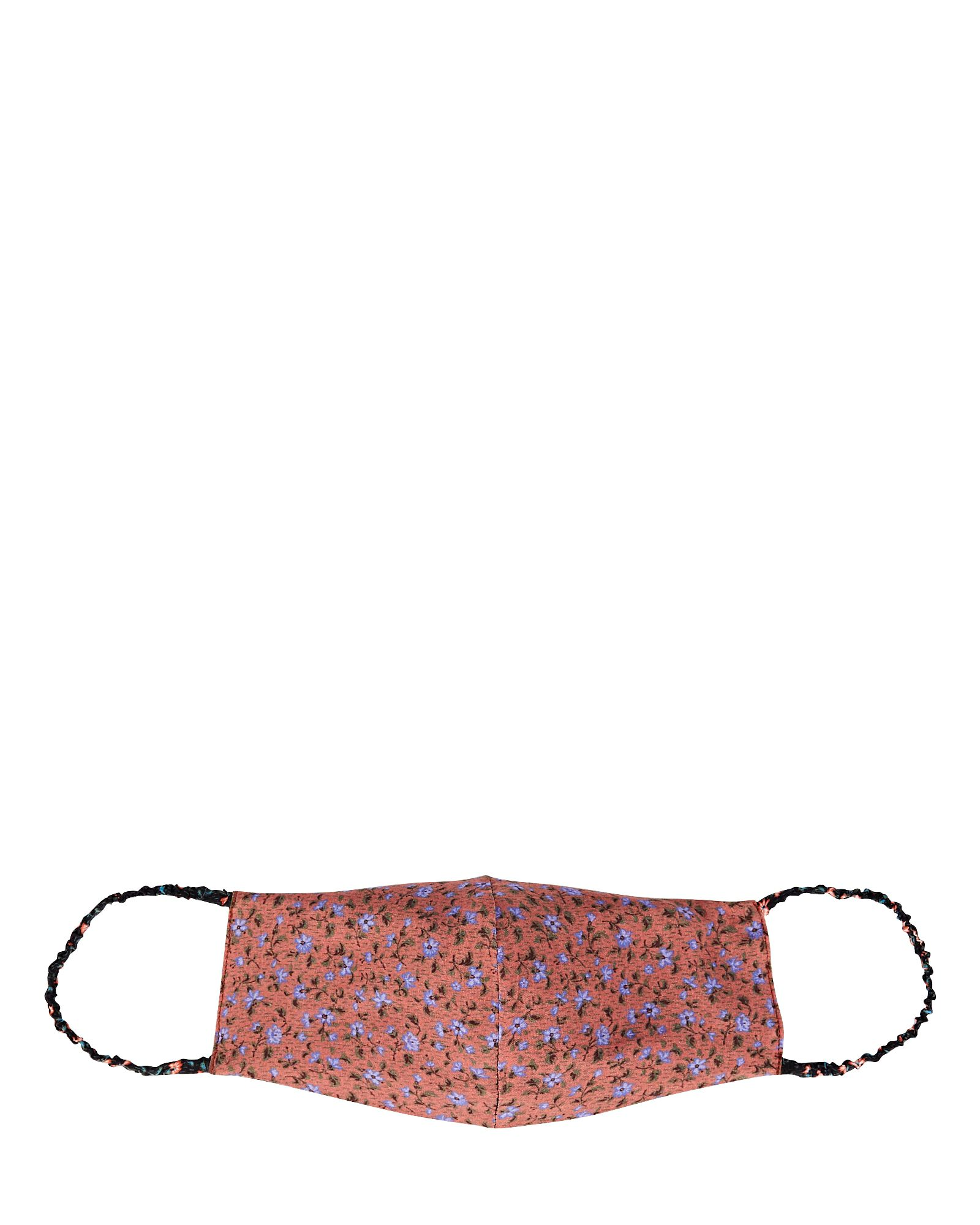 Reversible Floral Face Mask, MULTI, hi-res