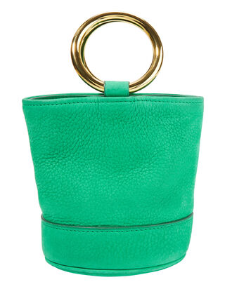 Bonsai Mini Bucket Bag, GREEN, hi-res