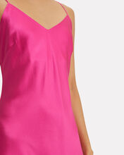 Rosemary Slip Dress, HOT PINK, hi-res