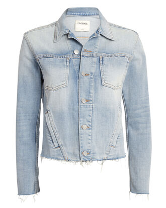 Janelle Mojave Denim Jacket, LIGHT WASH DENIM, hi-res