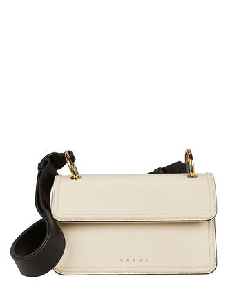 New Beat Colorblocked Bag, IVORY/TAN, hi-res