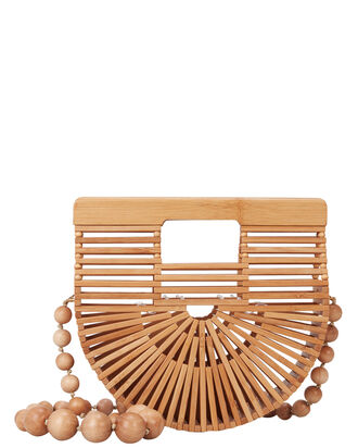 Ark Crossbody Bamboo Bag, TAN BAMBOO, hi-res