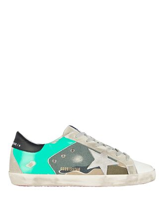 Superstar Camouflage Low-Top Sneakers, OLIVE/ARMY, hi-res