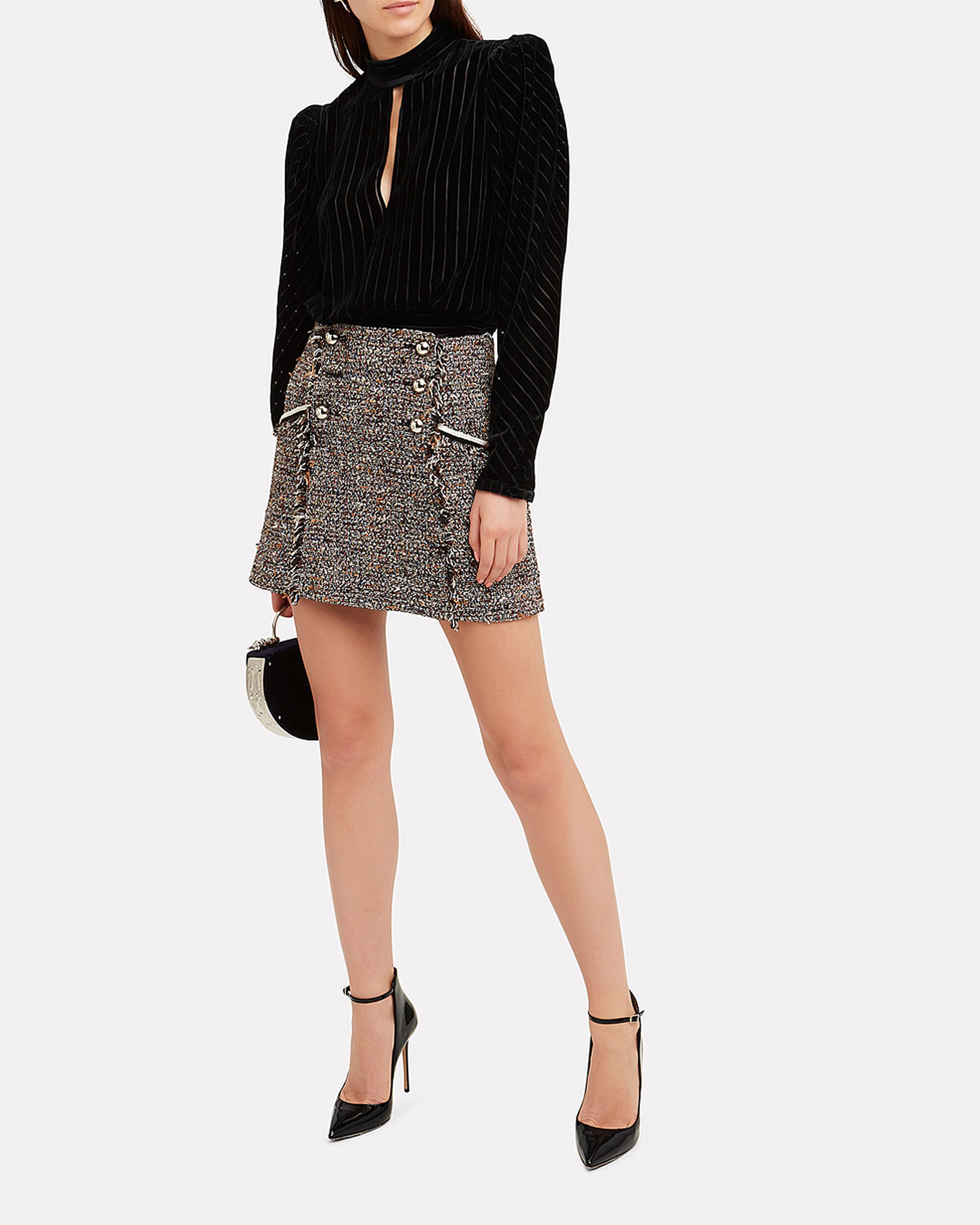 Starck Mini Skirt, MULTI, hi-res