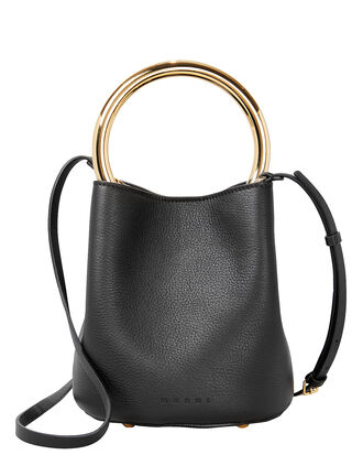 Borsa Shoulder Bag, BLACK, hi-res