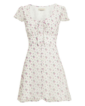 Rainsford Mini Dress, MULTI, hi-res