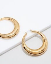Studio 54 Hoops, GOLD, hi-res