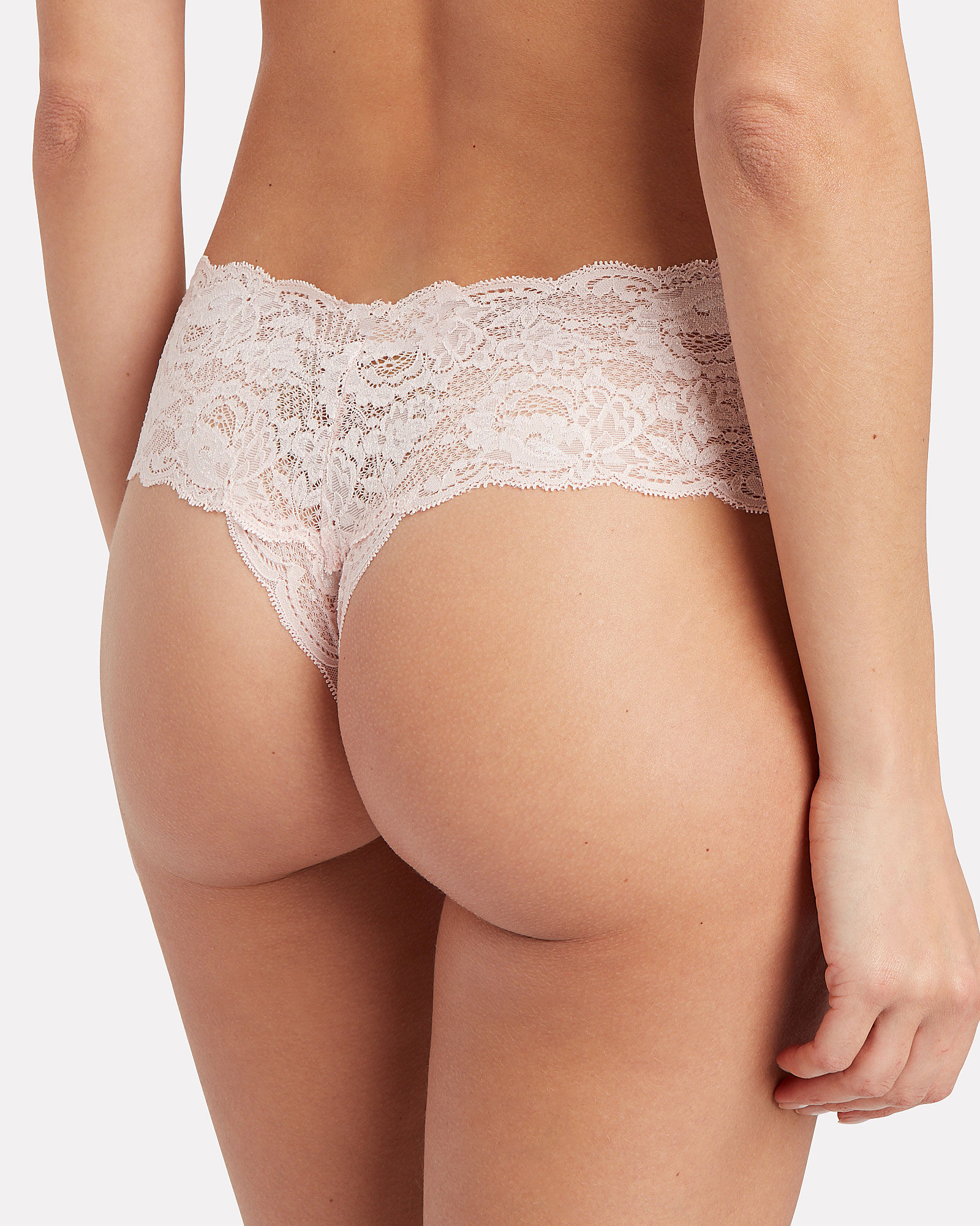 Never Say Never Comfie Thong 3-Pack, PASTELS, hi-res
