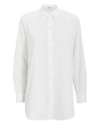 Layla Blouse, WHITE, hi-res